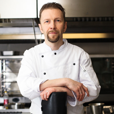 Chef Alexey Pirogov-Sitnikov
