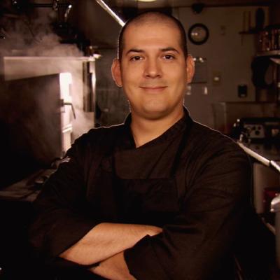 Chef Julian Gonzalez Cruz