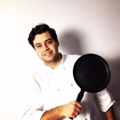 Chef José Gastón Muñoz Urrutia