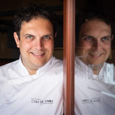 Chef Matteo De Carli