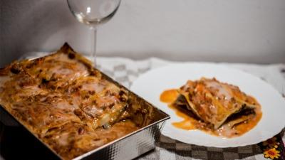 Presentación Lasagna
