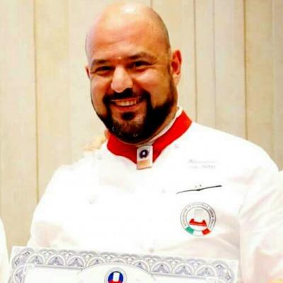 Chef Alex Tocchetti Pisapia