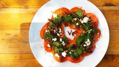 Tomate salade ete restaurant moncoeur belleville paris 1050x700