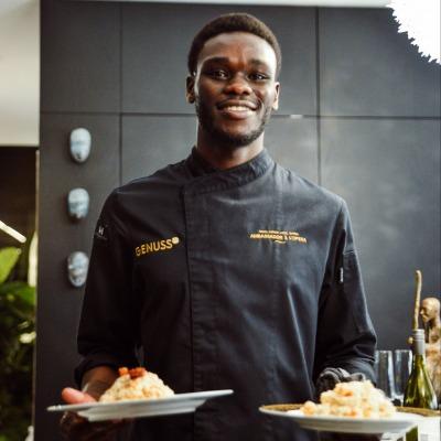 Chef Ben Orora