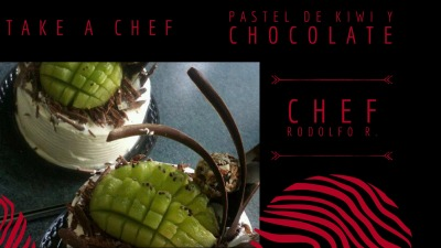 PASTEL KIWI TAKE A CHEF 1