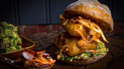 Rudefood burger 1