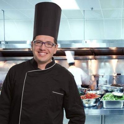 Chef Juan Carlos Zedillo