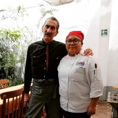 Foto de Edna Martínez Sánchez