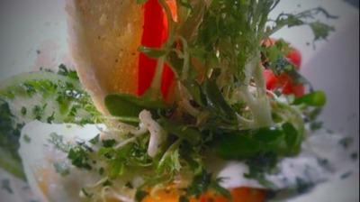 Heritage Tomato & Mozarella Salad