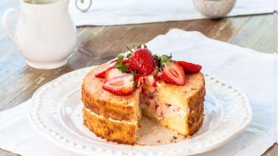 Hiffon cake alla fragole 2 copia