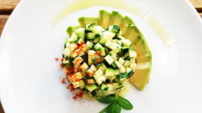 Allyouneedisveg Vegan Chef Yuki Jung Avocado Tartare