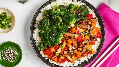 Miso glazed veggie bowls 5172dcb0