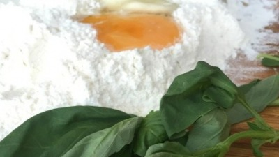 Harina pasta