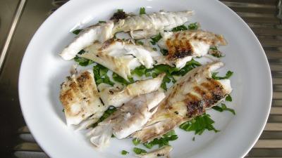 Pesce al sale ricetta pesce sale