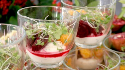 Goat cheese mousse1b