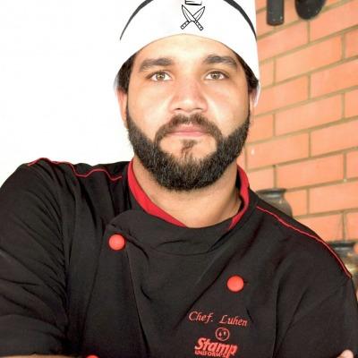Chef Luhen Aquino