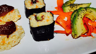 Sushi spanish