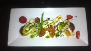 Prese salad