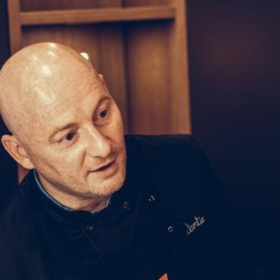 Chef Coutantic Laurent