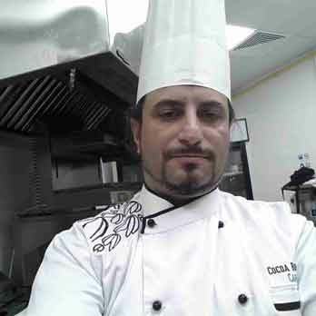Chef Gianvincenzo Tedesco