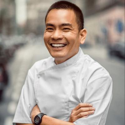Chef Michael Ferdinand Figdor