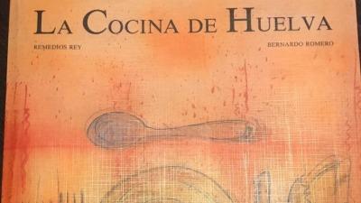 Libro cocina huelva