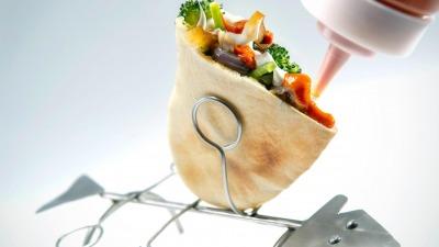 Kebab de corderito lere