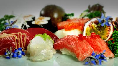 Sushi sashimi 1