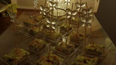 Ingertorta salata