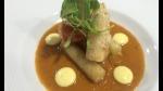 King crabcon reduccion detomate y crustaceos