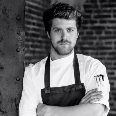 Chef Kelton Rogers
