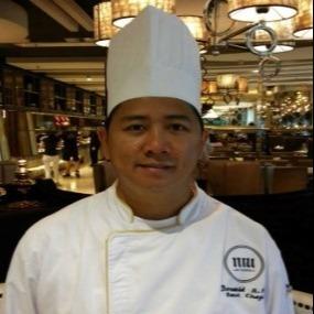 Chef Donald Patolot