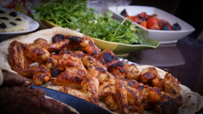 Rbecue bbq chicken 106343