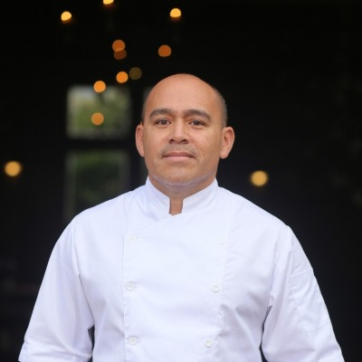 Chef Alexi Briceño