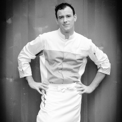 Chef Bruno Ferrari