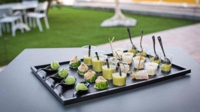 Ocktail salé arty&trendy