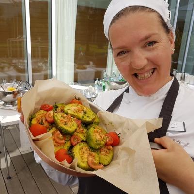 Chef Ana Cukrov