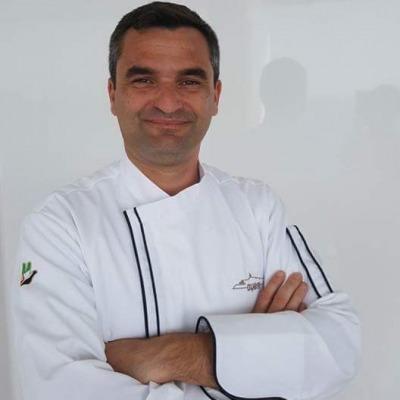 Chef Cyril Aubry
