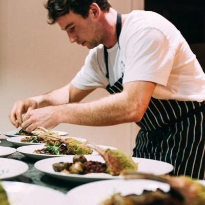 Chef Mitch Todd