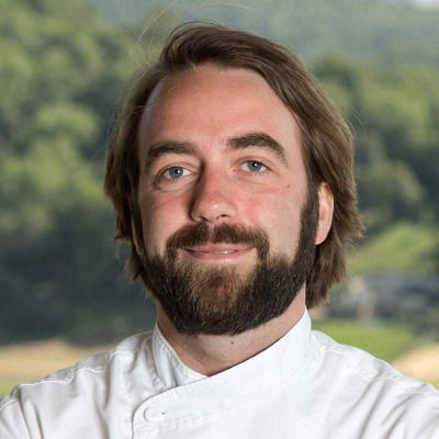 Chef Max Porterkhamsy