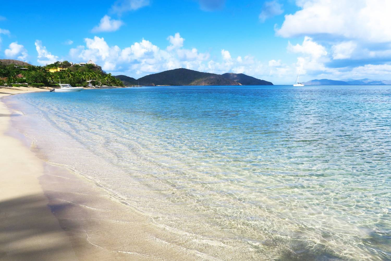 Vacations in Mahoe Bay - Take a Chef