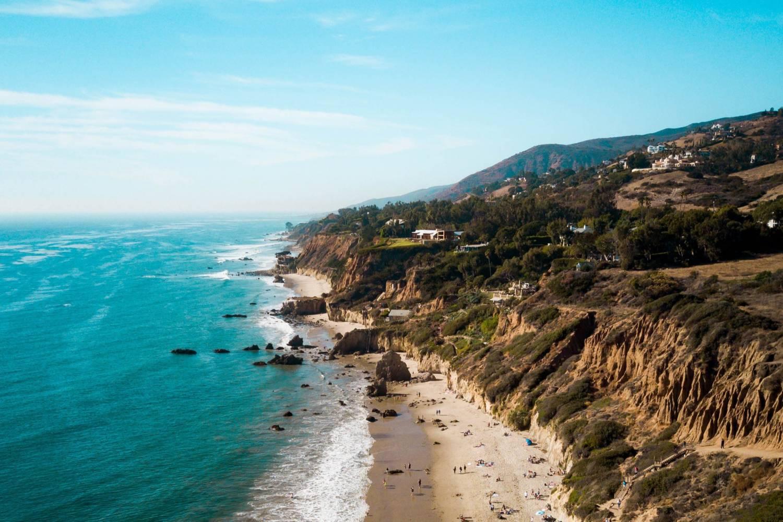 Beach in Malibu - Take a Chef