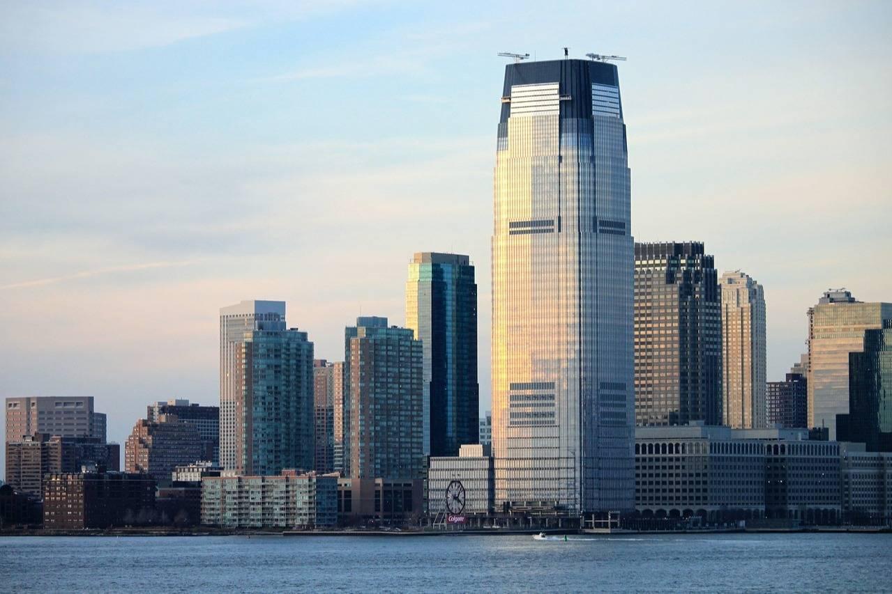New Jersey skyline view