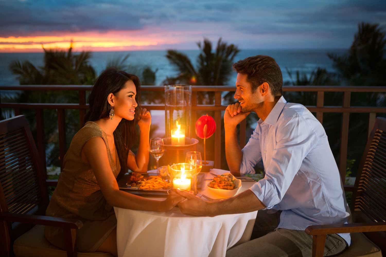 Cena Romántica en Los Cabos, México - Takeachef.com