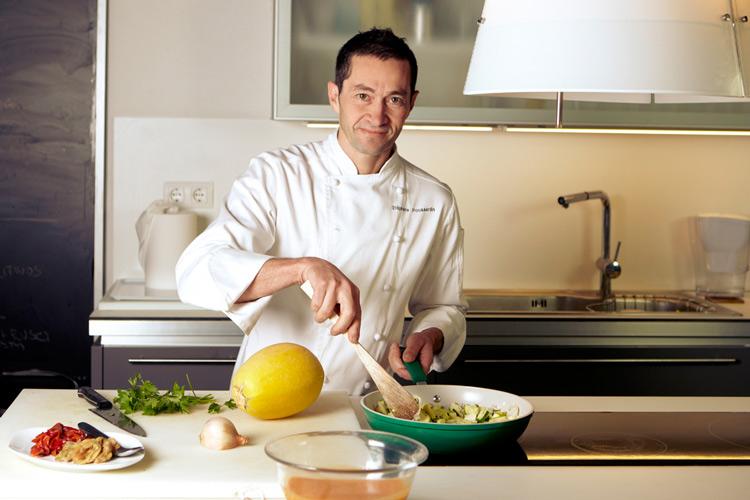 La experiencia de un Cocinero a Domicilio se refleja en su saber estar - Takeachef.com