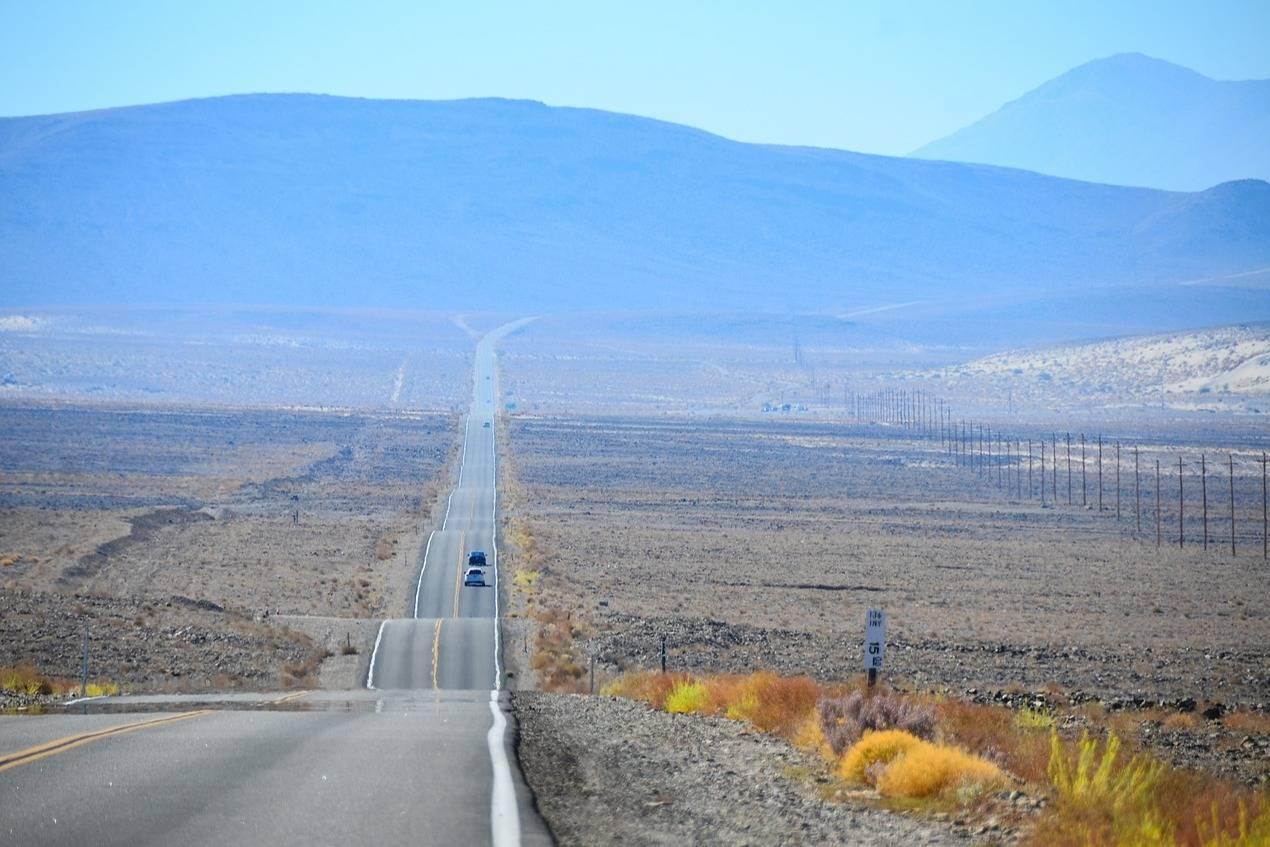 Nice view of San Bernardino County