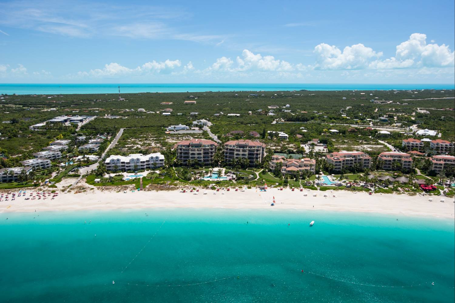 Amazing Beach in Providenciales - Take a Chef