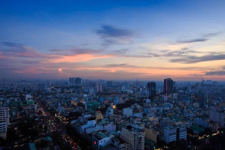 Amazing views of Agrinio´s city - Take a Chef