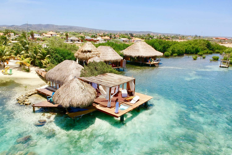 Geweldig uitzicht op Aruba - Take a Chef