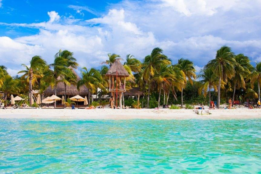 Amazing views of Isla Mujeres - Take a Chef